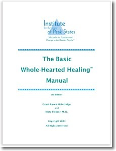 Basic Whole-Hearted Healing book cover