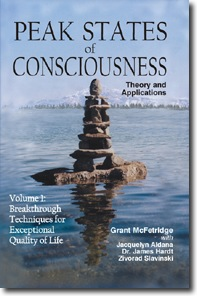 Peak States of Consciousness Vol1 book cover